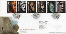 GB 2003 MUSEUM Stamps FIRST DAY COVER London WC1 POSTMARK REF:PP133