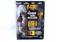 EL HOMBRE MÁS BUSCADO -DVD- PHILIP SEYMOUR HOFFMAN - WILLEM FAFOE - ROBIN WRIGHT