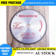 aluminum TCT saw blade 12inch 300mmX100T aluminum saw blade or 12inch 300mmX120T