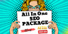 Manually All In One Premium SEO Package for website seo website ranking google