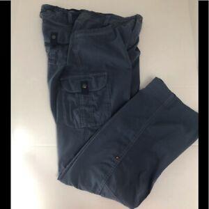 Kuhl Splash Roll-Up Blue Pants size 4