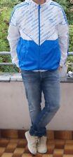 Stylische Adidas Regenjacke weiß Colorado Style Gr.L top wie neu