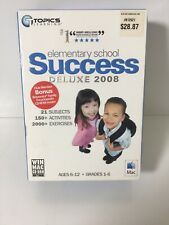 Elementary School Success Deluxe 2008(Cheap Price) 21 Activities 2000+ Exercises