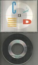 Echo & the Bunnymen IAN McCULLOCH Faith and Healing RARE MIX PROMO DJ CD Single