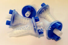 50pc Blue Dynamic Dental Impression mixing tips (old style machine)