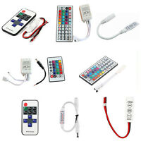 3/10/24/44 Keys Mini IR Remote Controller For 3528 5050 RGB LED Strip Light HfEV
