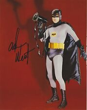 Adam West In Person Signed 8x10 Photo - The Original Batman 1966 - RARE!!! #2