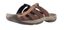 Keen Aruba II Dark Earth/Mulch Slide Men's sizes 7-15/NEW!!!