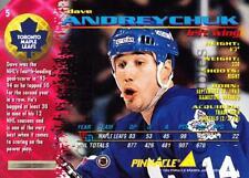 1994-95 Pinnacle Promos Samples #5 Dave Andreychuk