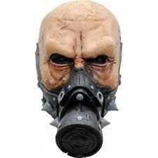 Halloween Biohazard Agent Mask - Head Rubber Cosplay Dress Gas Fancy