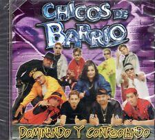 Chicos de Barrio Dominando y Controlando CD New Nuevo Sealed