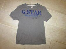 "Mens Designer Large G Star Raw ""COPPOLA"" Stretch Smart Tee Shirt - 40"" chest"