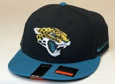 Adult Unisex Jacksonville Jaguar Hat Snap Back One Size Fits Most 845678-010