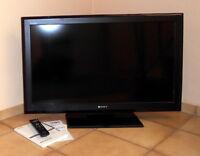SONY BRAVIA KDL-37S5500 94 cm (37 Zoll) 1080p LCD Fernseher TV - Defekt