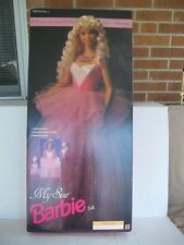 My Size Barbie Doll 1992-3 Feet Tall-Original Never Used