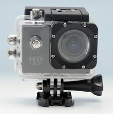 Noir Caméra Étanche Action Sport Full HD 1080p imperméable Helmcaméra SJ4000