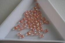 Trans Rainbow Rosaline Toho Magatama Beads. 3mm. 150 beads approx. #7254