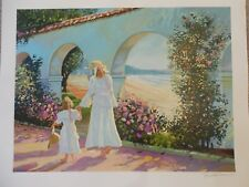 """Robert Williams """"Near Monterey Bay"""" Serigraph Hand Signed & Numbered WOW !!!!!!!"""