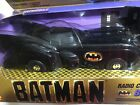 Vintage Rare Toy Biz 1989 Batman wireless Radio Control Batmobile Still Sealed