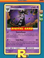 Gothitelle Playset (4x) - for Pokemon TCG Online (ptcgo in Game Card)