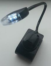 Led Lamp with Clip For reading etc