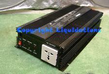 Newton C1 1200watt Power Converter / Inverter 12v DC to 240V AC-Built in Charger