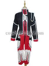 Code Geass Cosplay Kallen Stadtfeld Red Uniform Costume H008