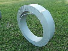 """NEW Moblo 6"""" Flexi-FORM Plastic Concrete Bendable Flatwork Curve  -50' Roll"""