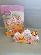Disney Winnie the Pooh Freestanding 3D Silver Plated Picture Frame-Boxed/Unused