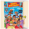 Paw Patrol Party Party Scene Setter Banner with 12 Photo Props
