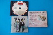 1969 The Original Motion Picture Soundtrack CD Jimi Hendrix, Cream, Animals.. NU