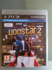 YOOSTAR 2 IN THE MOVIES  EDIZIONE  ITALIANA XBOX 360 NUOVO