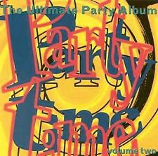 Party Time, Vol. 2: Ultimate Party Album by Various Artists (CD, Nov-2001, SPG)