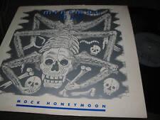 MINIMAL MAN mock honeymoon EP LP original '87 NM OOP sf art wave industrial synt
