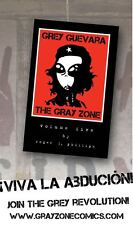 Grey Guevara - The latest Alien and Cartoon Collection!