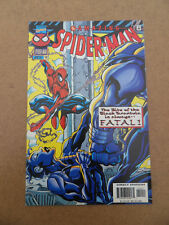 Amazing Spider-Man 419 .1st app . Black Tarantula .  Marvel 1997 . VF - minus