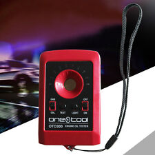 Car Auto Truck Engine Oil Diesel Quality Detector Tester Motor GAS DSL Analyzer