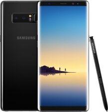 Samsung GALAXY Note8 Note 8 SM-N950F Schwarz Midnight 64GB Ohne Simlock NEU
