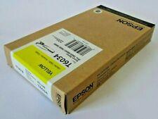 Genuine Epson T6034 Yellow Ink Cartridge for 7800 9800 7880 9880 (UK) BNIB