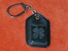 Porte-clés Key chain LES ROUTIERS Chez MARIO FROUARD trèfle à 4 FEUILLES CHANCE