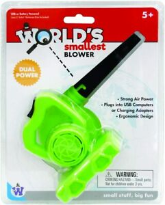 World's Smallest USB Powered Blower - Mini Working Tools and Appliances Toys