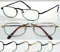L36 Reading Glasses Spring Hinges +50+75+100+150+175+200+225+250+275+300+350+400
