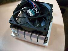 HP/Compaq Socket 478 Heat Sink & Cooler Master Fan combo 333600-001 bolt-down