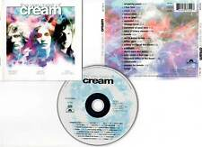 "CREAM ""The Very Best Of"" (CD) 1995"