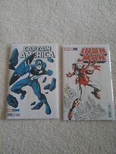 Iron Man #7 Captain America #28 Michael Cho Varaiants CGC! FREE SHIPPING