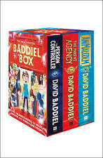 The Blockbuster Baddiel Box (The Parent Agency, The Person Controller, AniMalcolm) by David Baddiel (Mixed media product, 2016)