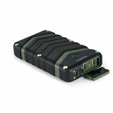 EasyAcc 20000mAh Outdoor Power Bank mit IP67 Zertifizierung wasserdicht, staubdi