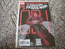 Amazing Spider-Man # 548 (March 2008, Marvel Comics) Vf/Nm Brand New Day