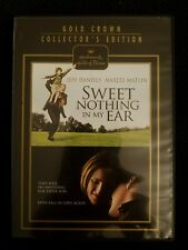 "Hallmark Hall of Fame ""Sweet Nothing in My Ear"" (DVD, 2008)"