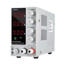 Minleaf NPS3010W 110V/220V Digital Adjustable DC Power Supply 0-30V 0-10A 300W